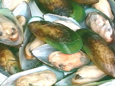 New Zealand Greenshell Mussel is from the pristine waters of the South Islandof New Zealand.