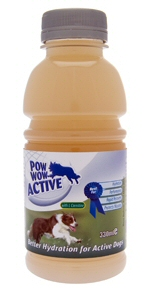 Pow Wow Active 500ml 2011 improved formula